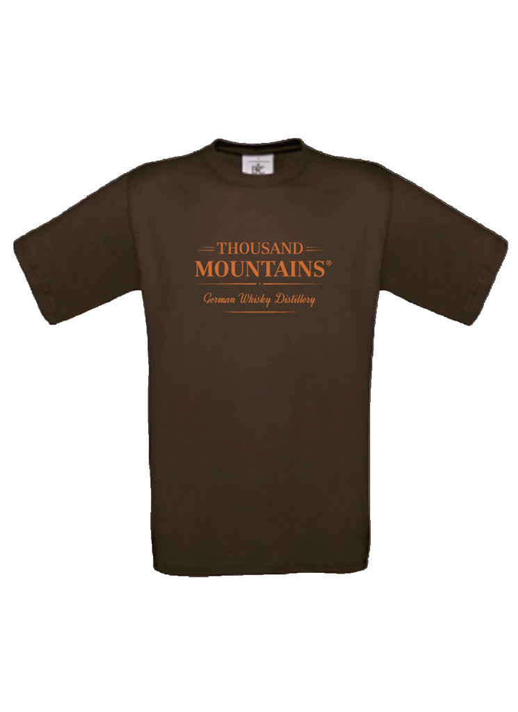 T-Shirt Thousand Mountains