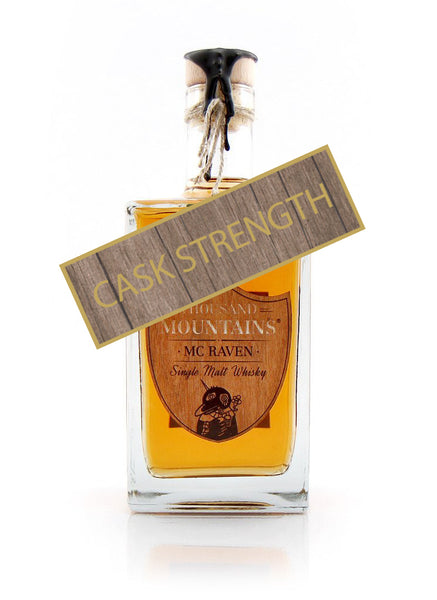 Mc Raven Cask Strength 0,7L