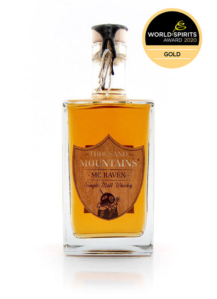 Mc Raven Single Malt 0,7l