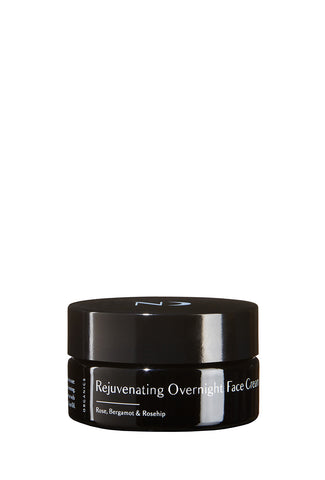 Rejuvenating Overnight Face Cream