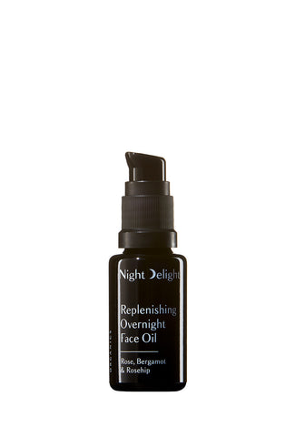 Replenishing Overnight Face Oil