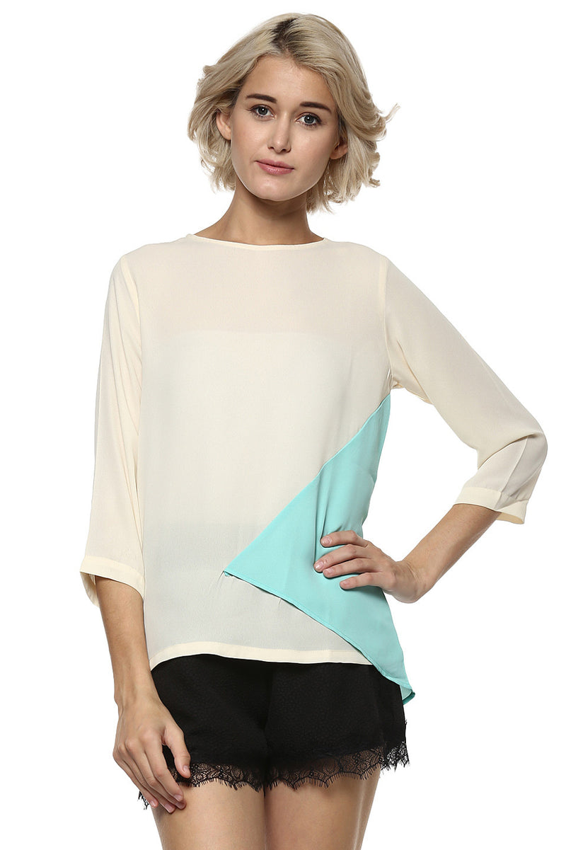 Summer Ride Casual Top - MODA ELEMENTI