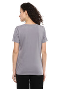 Casual T-Shirt Combo Pack (White | Grey) - MODA ELEMENTI