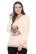 Cuddle Bear Casual Sweater
