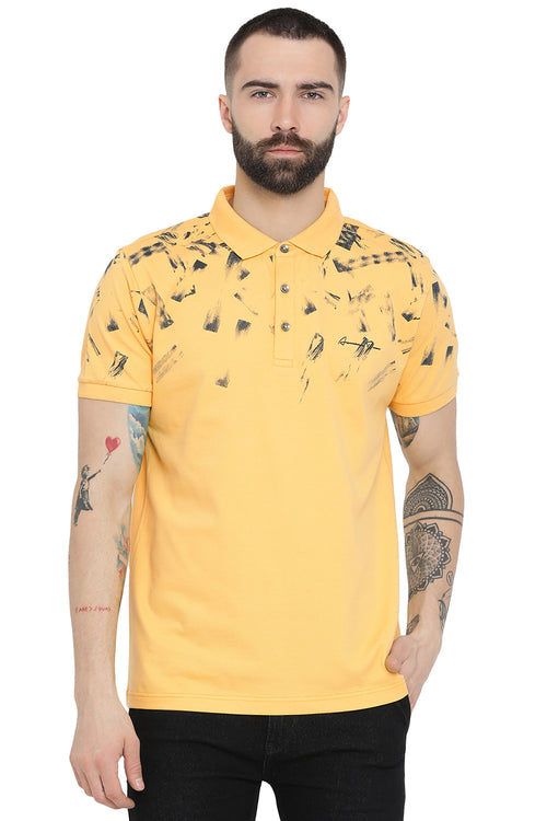 Axmann Color Stroke Polo T-Shirt