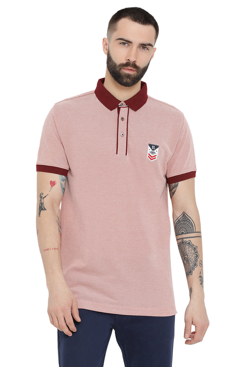 Axmann Gradient Casual Polo T-Shirt