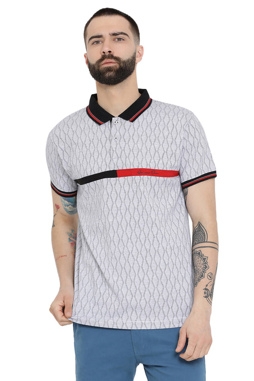 Axmann Twister String Polo T-Shirt