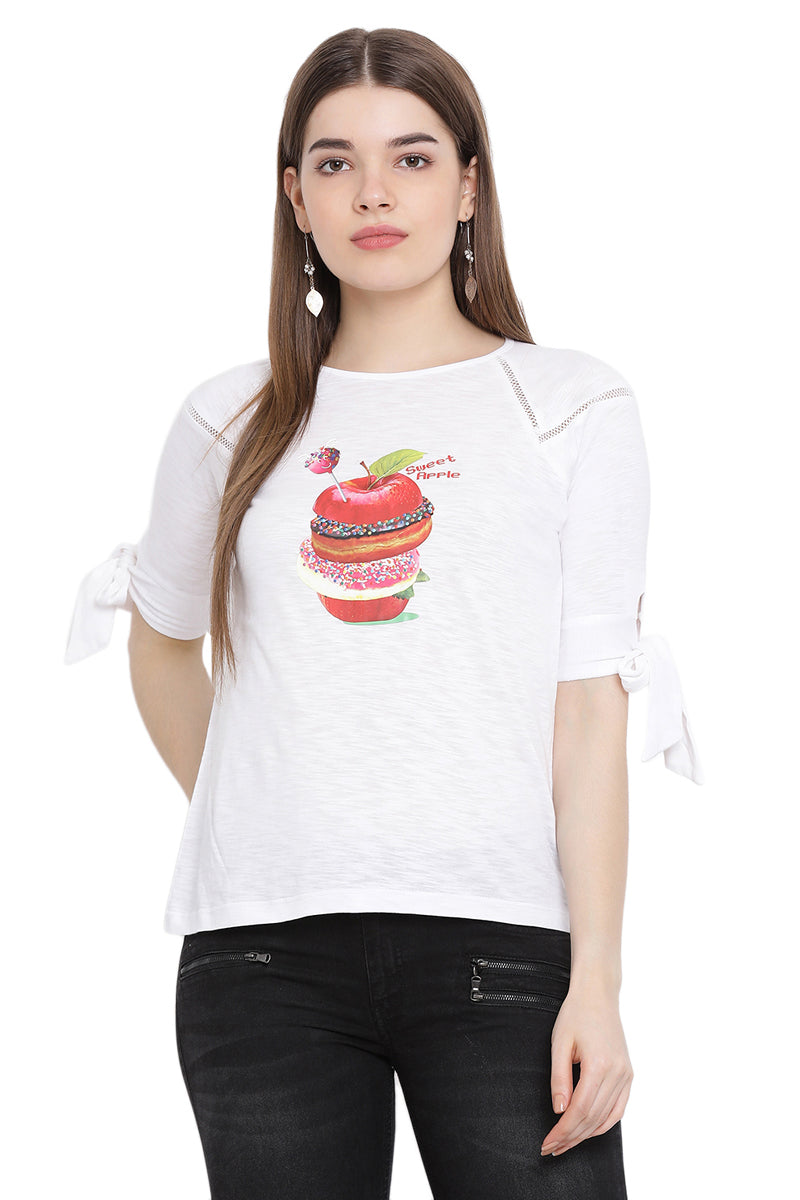 Do'Nut' Touch Me Casual Top