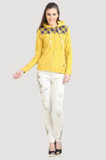 Full Sleeve Plain Sweatshirt - MODA ELEMENTI