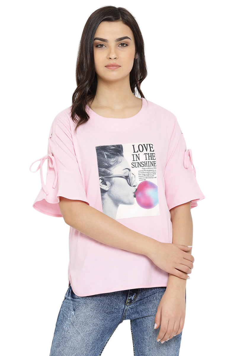 Love In Sunshine Casual Top