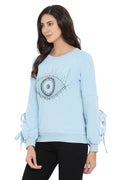 Static Eye Designer Sweatshirt