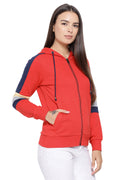 Active Color Block Sweatshirt