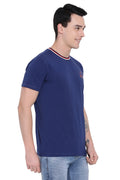 Axmann Solid Round Neck T-Shirt