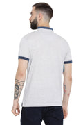 Axmann Mandarin Collar Polo T-Shirt