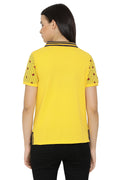 Spectra yellow T-shirt