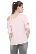 Roseate Garden Single Off Shoulder Top