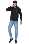 Axmann Active Solid Zipper Sweatshirt
