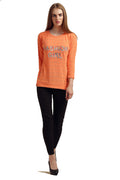 Fashion Girl Full Sleeve Top - MODA ELEMENTI