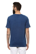 Axmann Denim Expedition Round Neck T-Shirt - MODA ELEMENTI