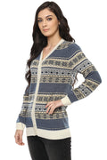 Winter Bliss Casual Buttoned Cardigan