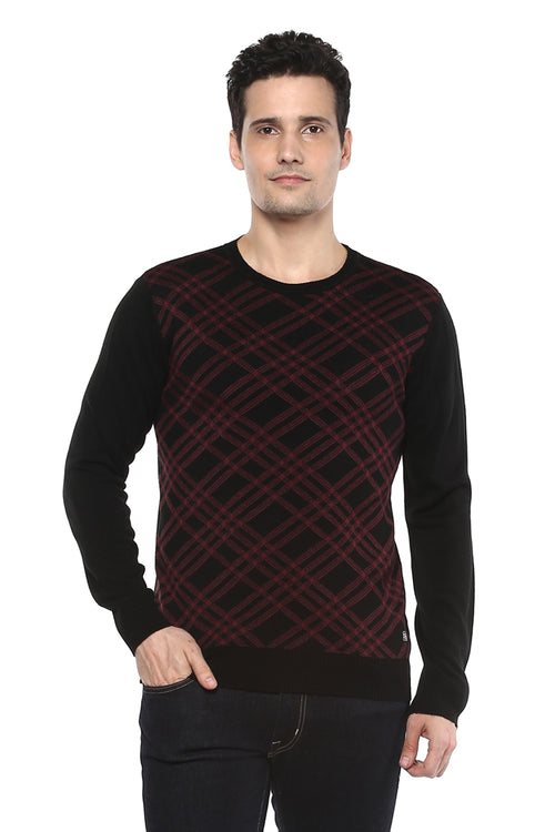 Axmann Crossover Self Designed Pullover