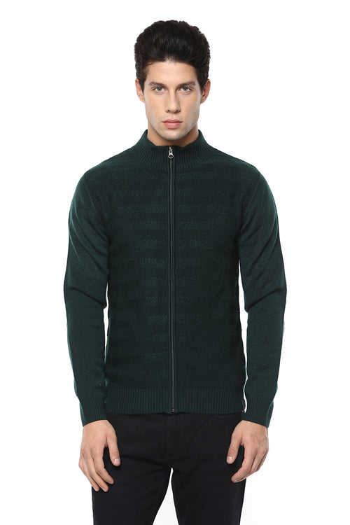 Axmann Self Designed Zipper Cardigan