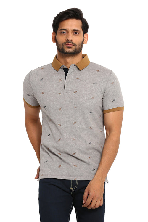 Axmann Half Sleeve Polo T-Shirt