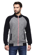 Axmann Full Sleeve Zipper Sweatshirt - MODA ELEMENTI