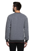 Axmann Made You Look Full Sleeve Round Neck Pullover - MODA ELEMENTI