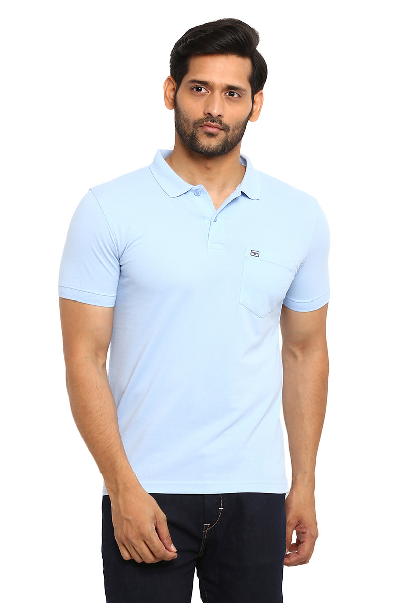 Axmann Basic With Pocket Polo T-Shirt - MODA ELEMENTI