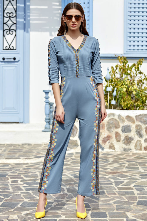 Retro Mood Classic Jumpsuit