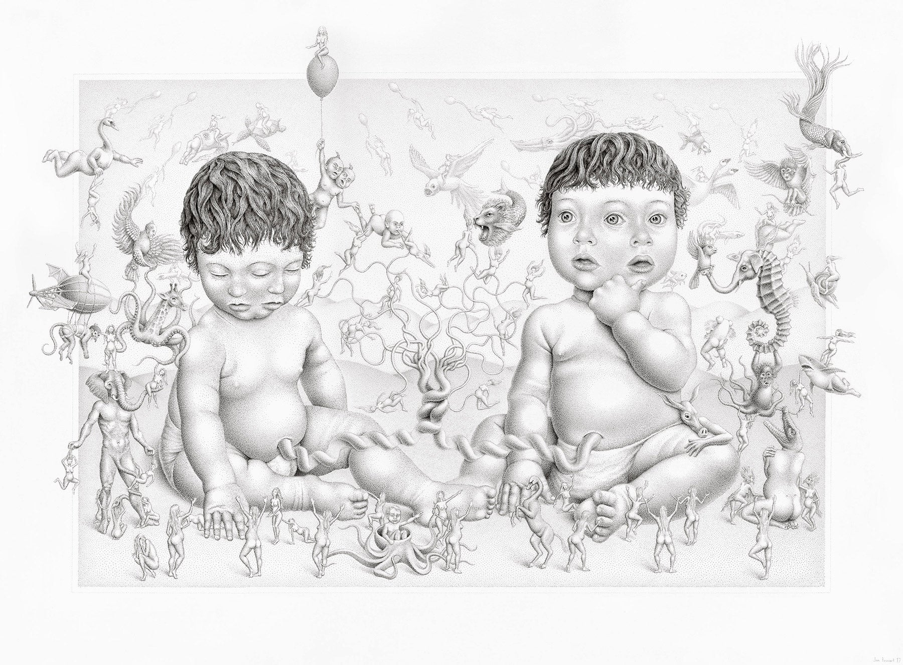 Jon Beinart - The Garden of Umbilical Dreams
