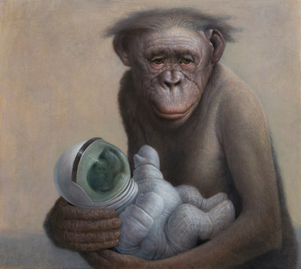 Chris Leib - Bonobo With Astrochild
