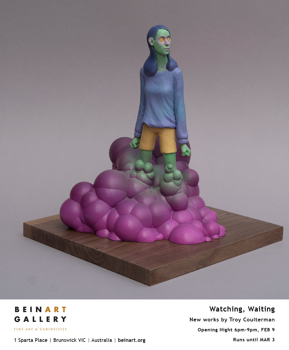 Troy Coulterman - Watching, Waiting