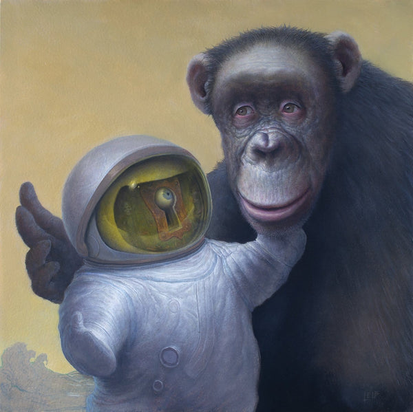 Chris Leib art