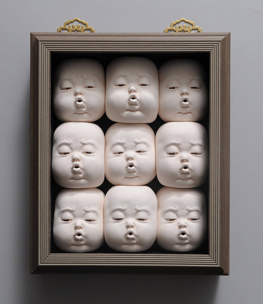 Johnson Tsang sculptures