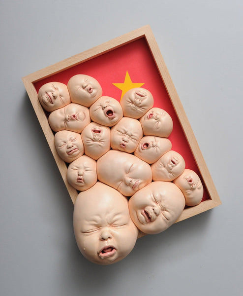 Johnson Tsang ceramic art