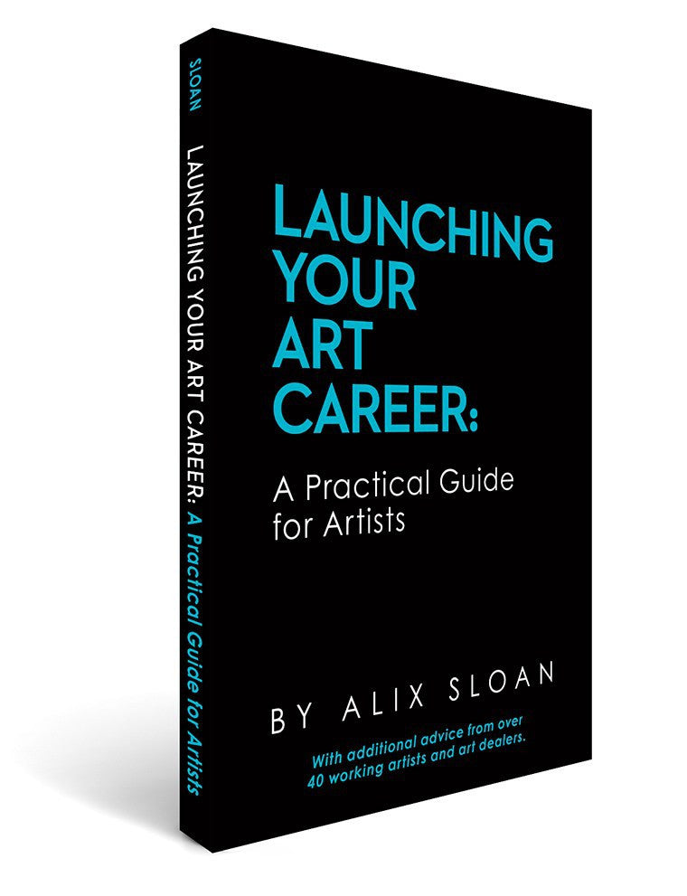 Launching Your Art Career: Alix Sloan