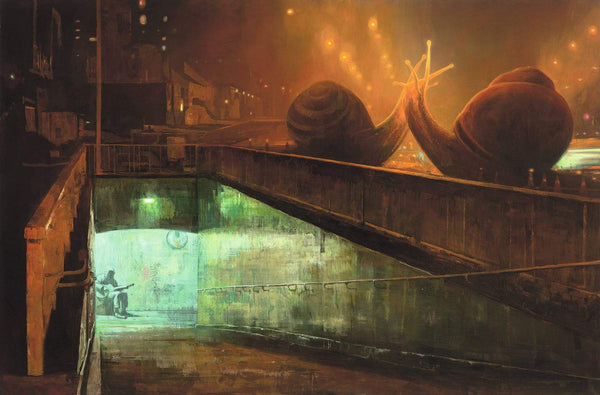 Shaun Tan. Tales from the Inner City