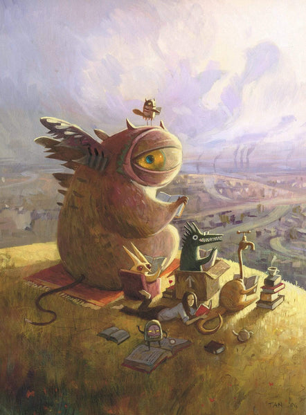 Shaun Tan - Tuesday Afternoon Reading Group