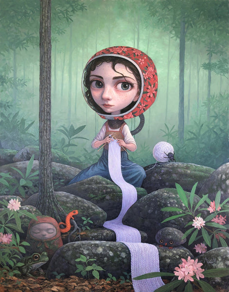 Thomas Ascott art