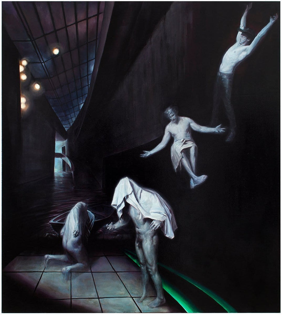 "Ville Löppönen - ""Ghosts"" - limited edition print *free shipping"