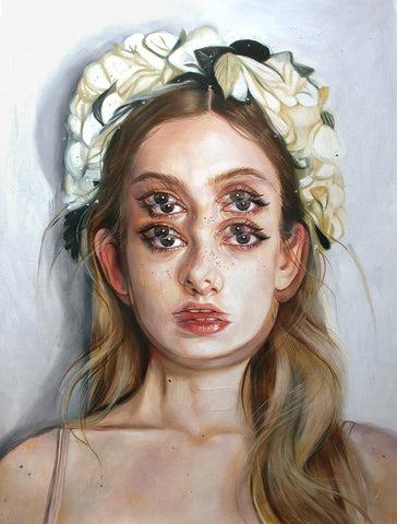 "Alex Garant - 'My Big Life' - oil on canvas - 55.9 x 76.2cm (22""x30"")"