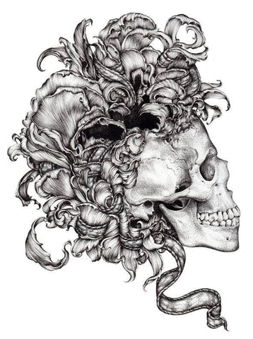 "Lucy Hardie - ""Memento Mori"" - limited edition print"