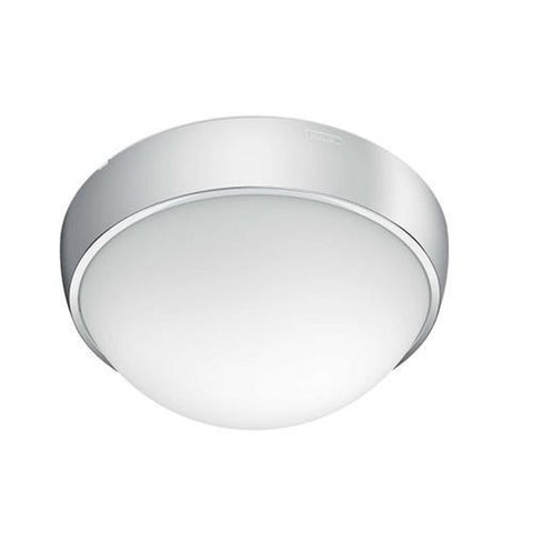 Philips 33044 11 p0 waterlily chrome led bathroom round modern flush light 3304411p0