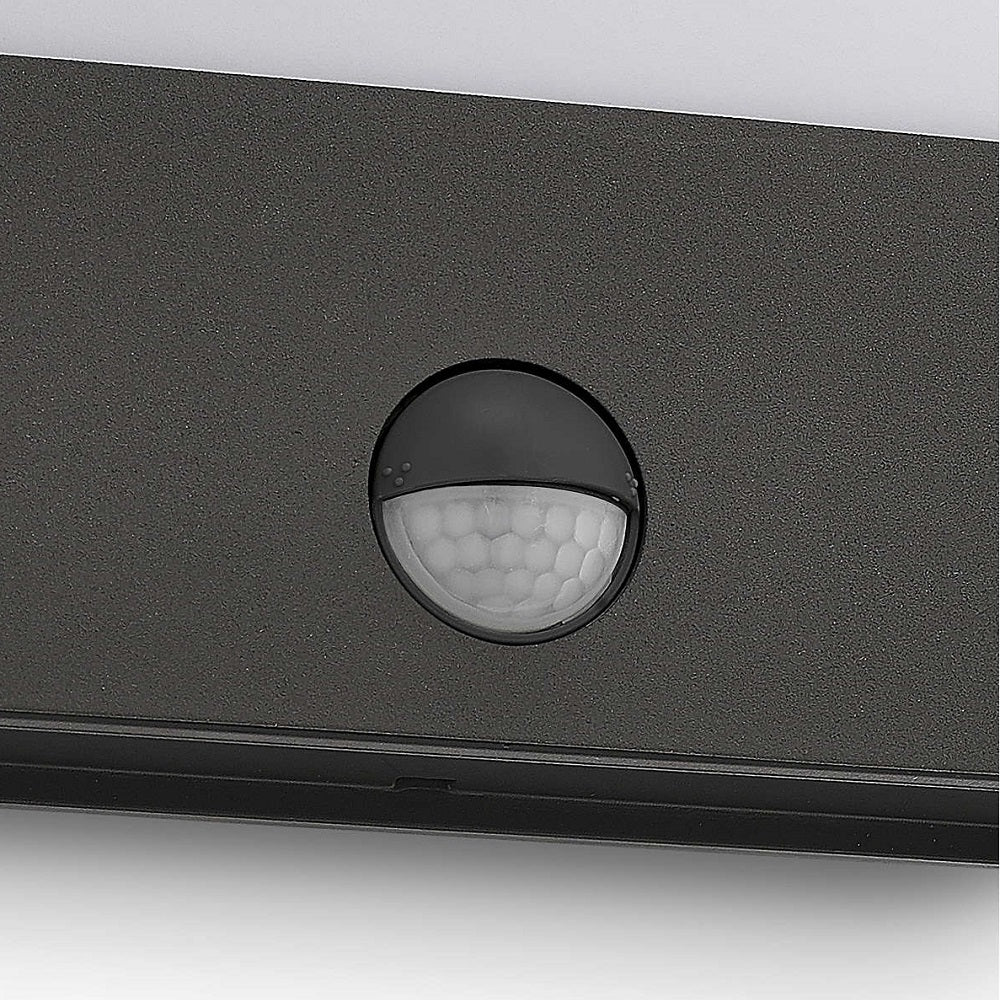 Philips 17274 93 16 Raccoon Anthracite Led Outdoor Wall