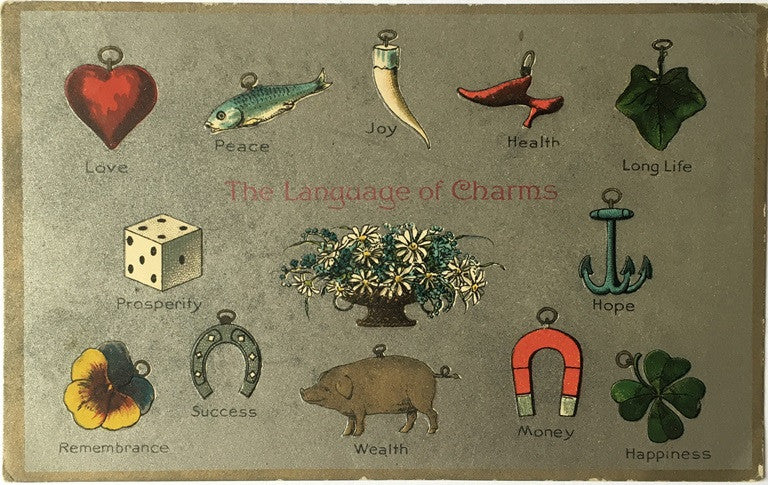 The Language of Charms