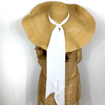 Jackie maxi beach hat