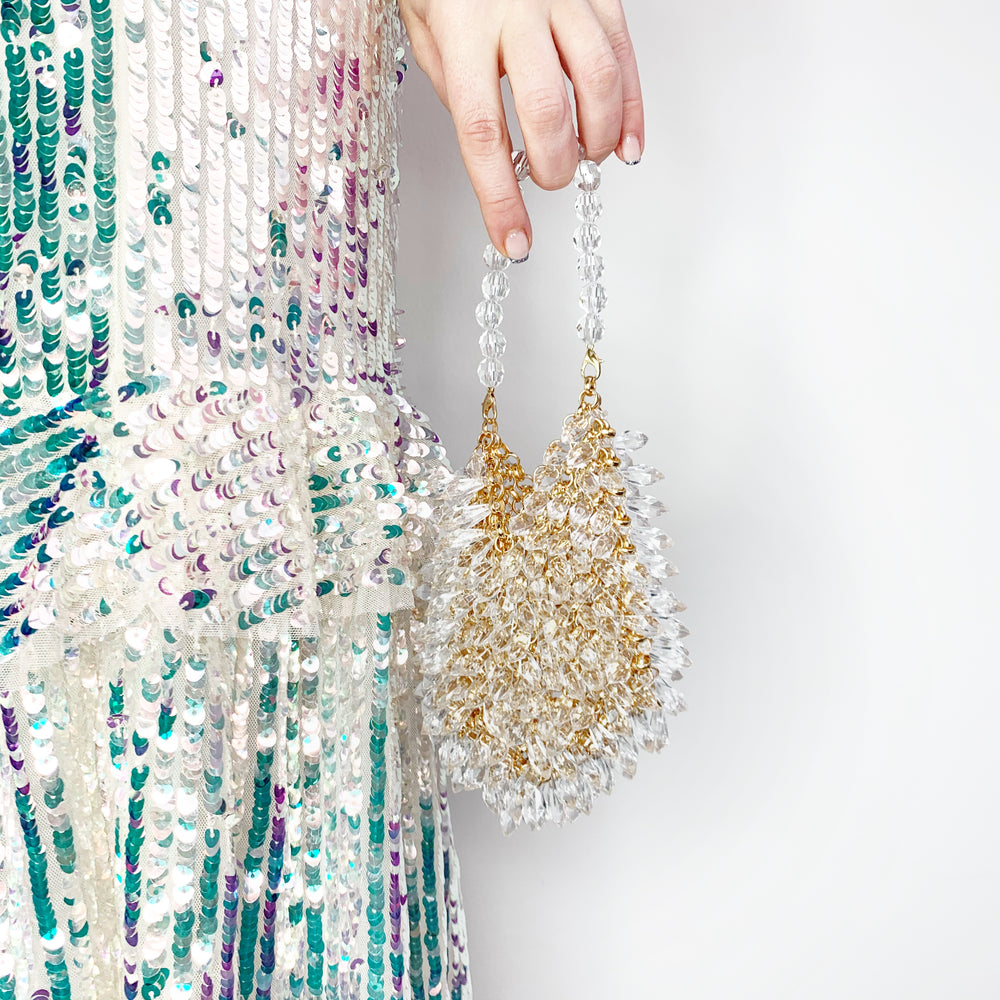 Spark micro crystal bag