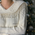 Cleo pearl jumper/sweater